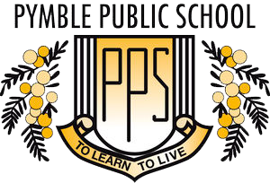 Pymble Public School logo